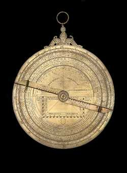Universal Astrolabe, by Anthoine Mestrel, Paris, 1551   (Inv. 32378)