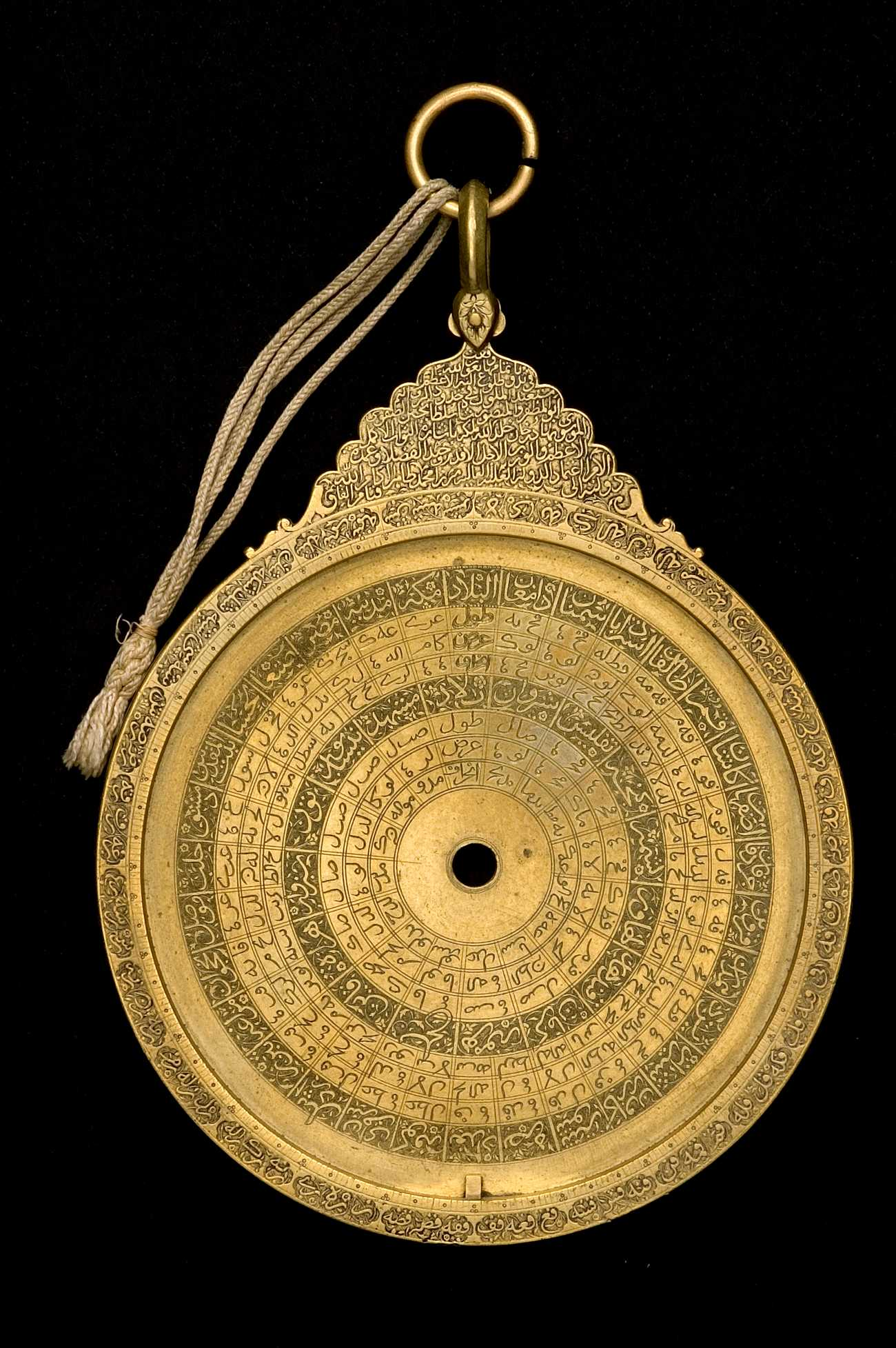 Astrolabe Image Report (inventory Number 33739