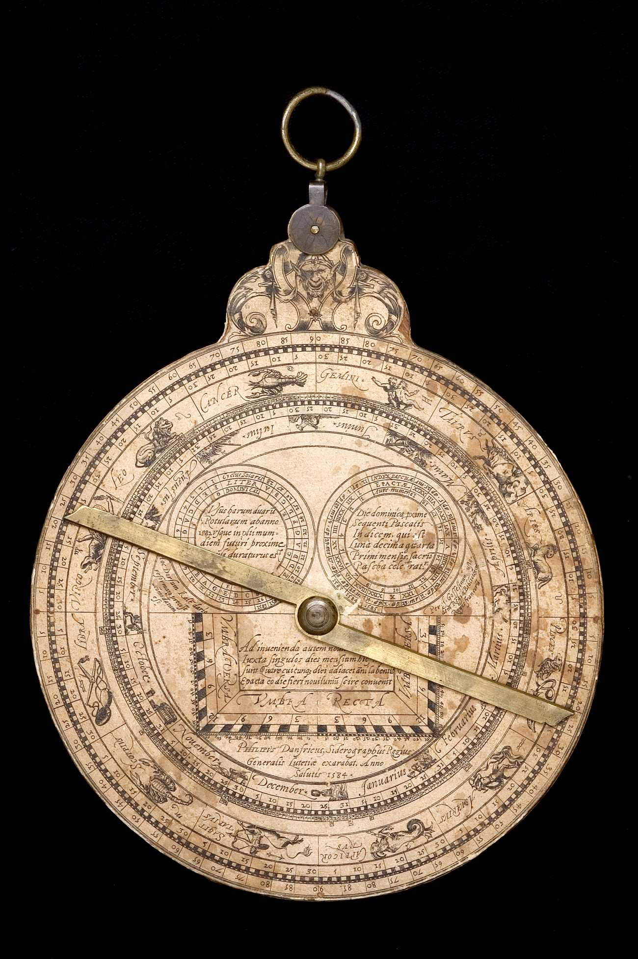 Astrolabe Report Inventory Number 34268