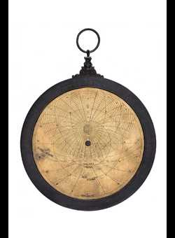 astrolabe, inventory number 38642 from Nuremberg, 1527