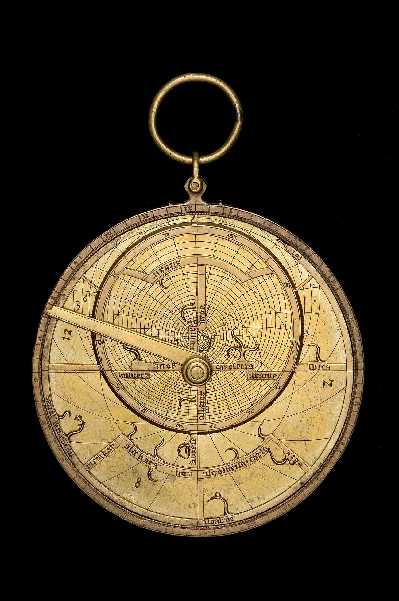 Astrolabe Report Inventory Number 39540
