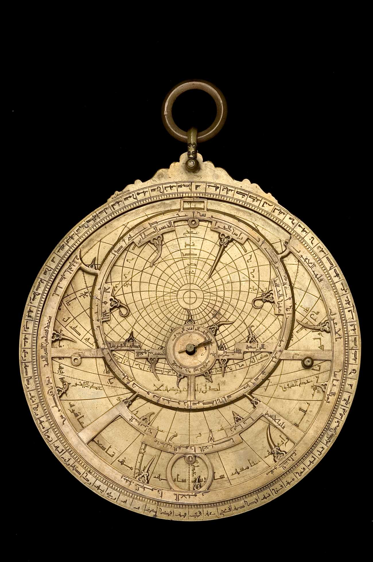 Astrolabe Image Report Inventory Number 52473: Astrolabe Image Report (inventory Number 41122
