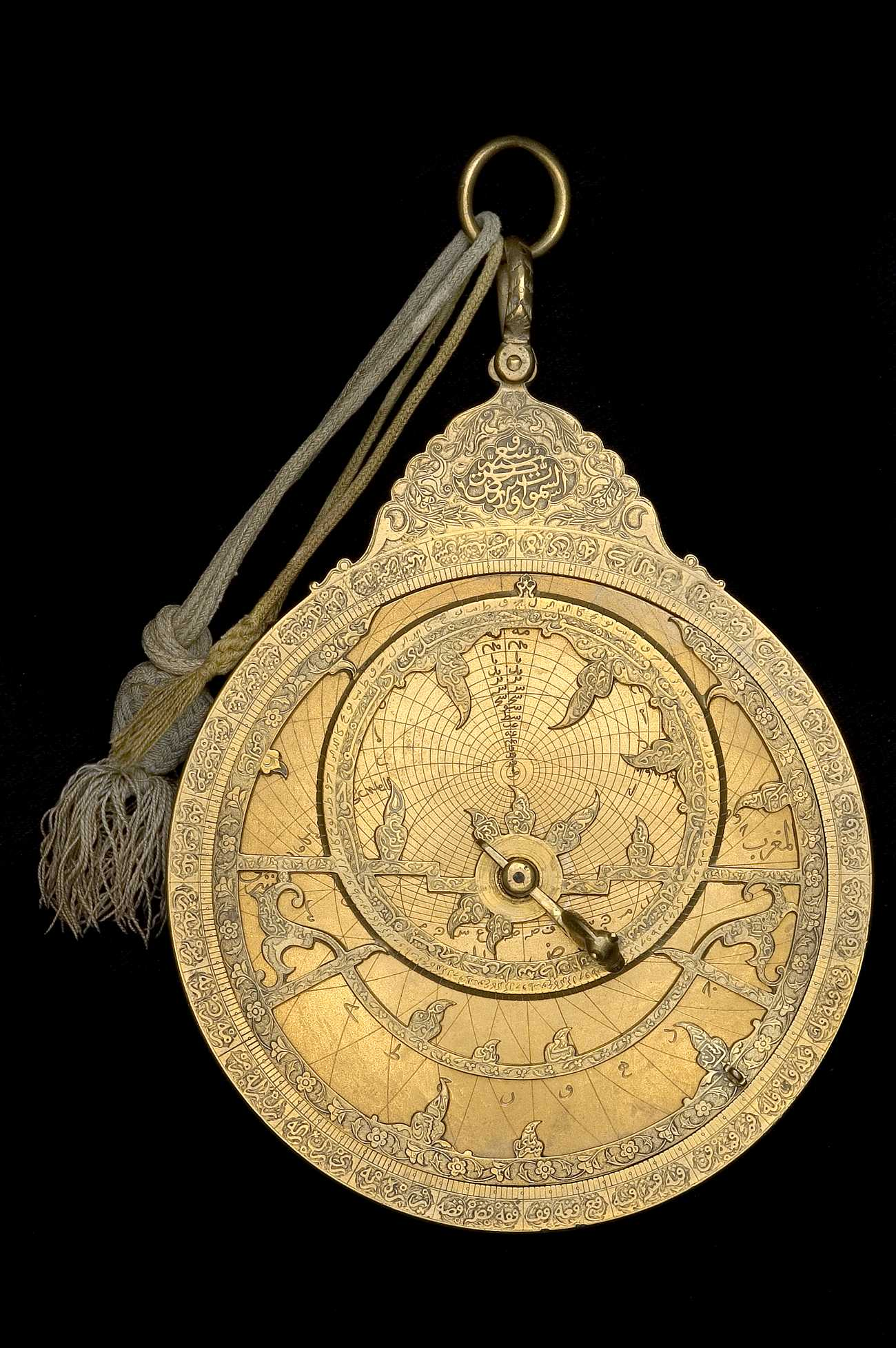 Astrolabe Image Report Inventory Number 52473: Astrolabe Report (inventory Number 46680