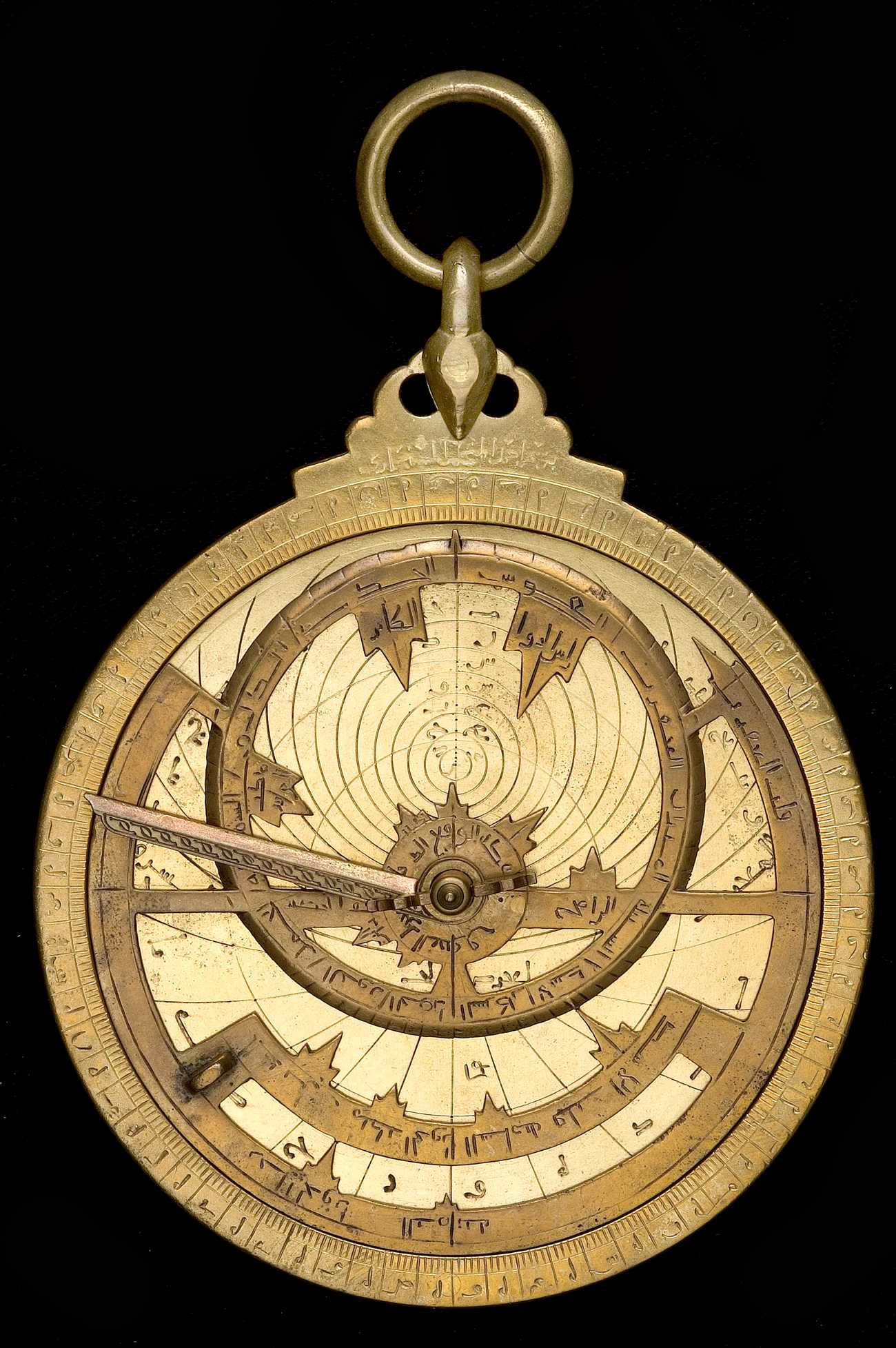 Astrolabe Image Report Inventory Number 52473: Astrolabe Report (inventory Number 47632