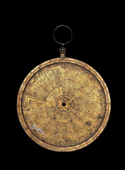 Full image of Astrolabe Mater, attributed to Jacobus Valerius, Flanders?, 1558 (Inv. 48892)