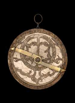 astrolabe, inventory number 49296 from Nuremberg, 1542