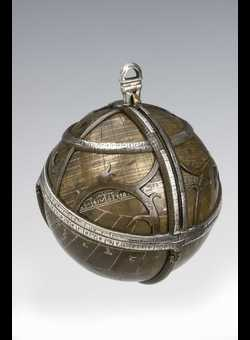 Spherical Astrolabe, by Musa, Eastern Islamic, 1480/81  (Inv. 49687)