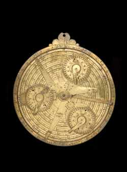 Astrolabe and Equatorium, southern France or Italy, late 15th century (Inv. 49847)