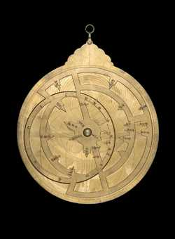 Astrolabe, North Indian, 18th century? (Inv. 52478)