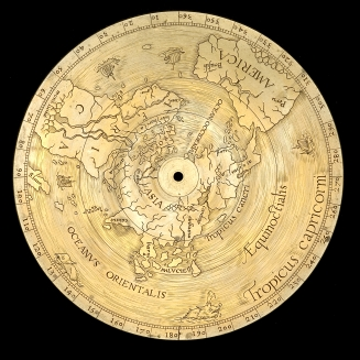 astrolabe, inventory number 53211 from Antwerp, 1560
