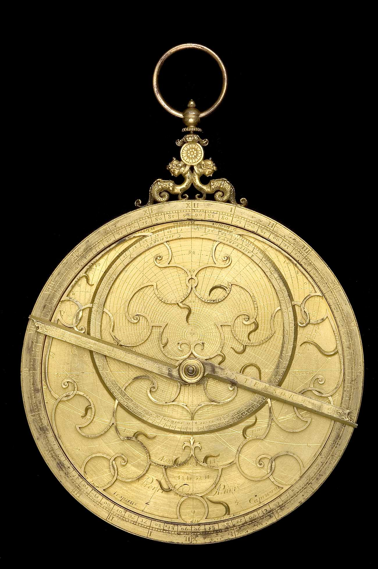 Astrolabe Image Report Inventory Number 53966