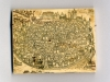 Lower leaf of a diptych dial with city view of Nuremberg, by Johann Gebhart, Nuremberg, c.1550