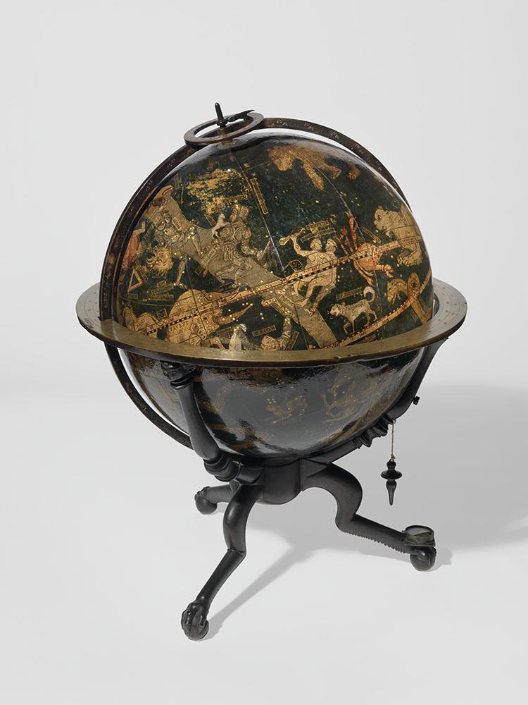 5  Celestial Globe By Johann Sch U00f6ner  C 1534