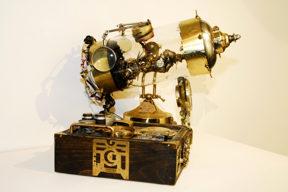 Steampunk Displays (steamgallery-053s)