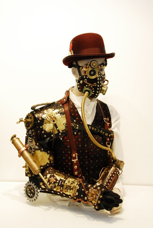 Steampunk Displays  (steamgallery-093s)