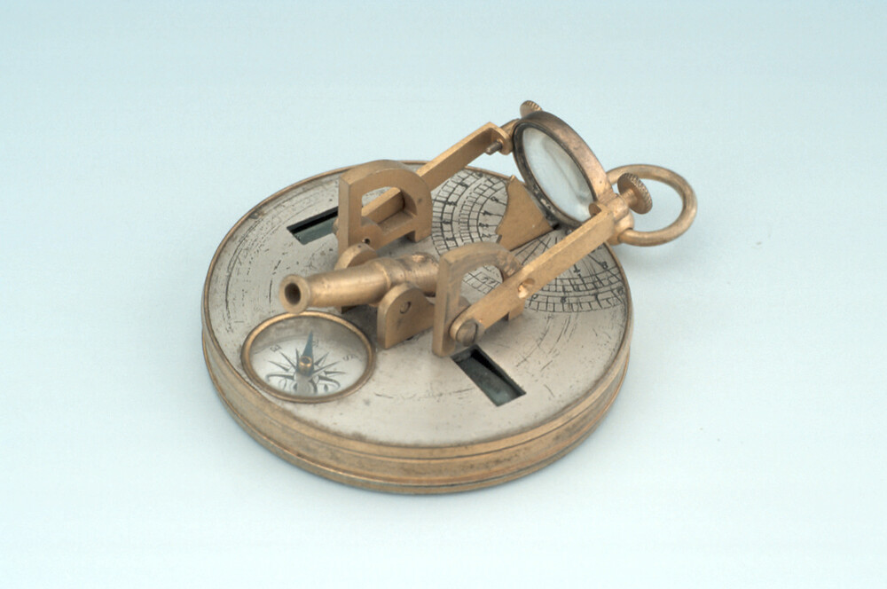preview image for Horizontal Cannon Dial, English?, c. 1900