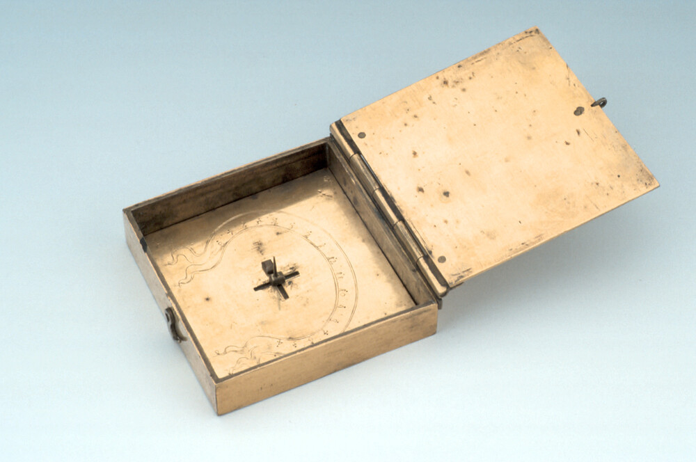 preview image for Magnetic Azimuth Dial, 18th Century