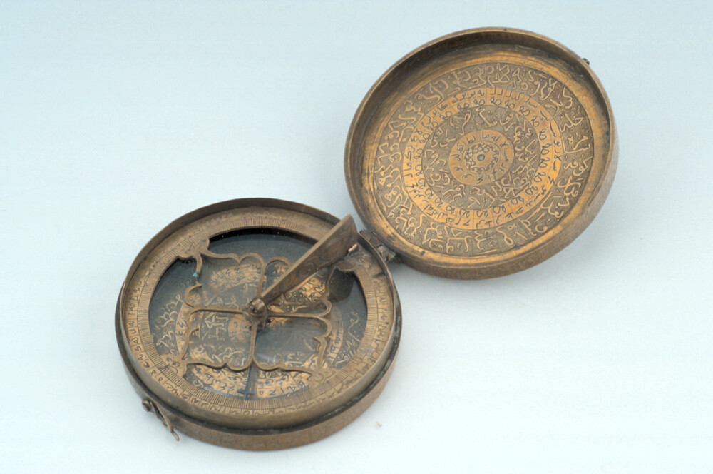preview image for Qibla Indicator, c. 1800