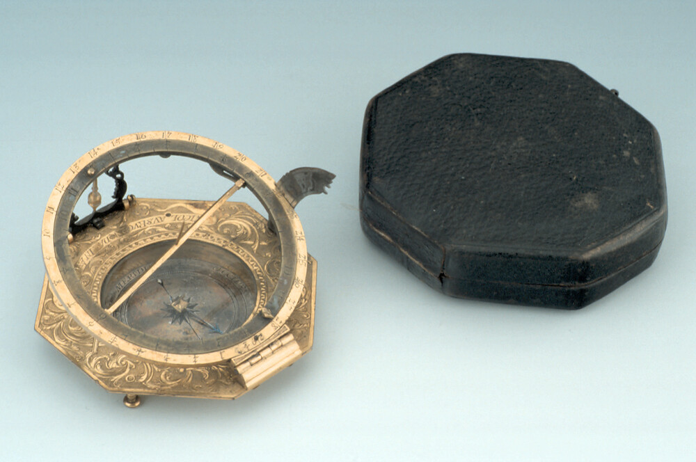 preview image for Equinoctial Dial, by Nicolaus Rugendas, Augsburg, c.1800