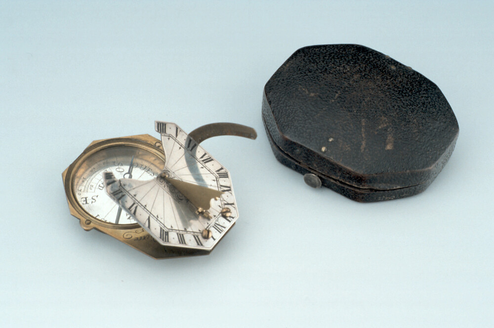 preview image for Inclining Dial, by J. Nourry, Lyon, 18th Century