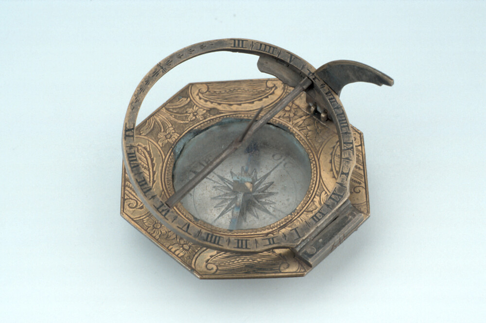 preview image for Equinoctial Dial, by L. Gräss, German, Early 18th Century
