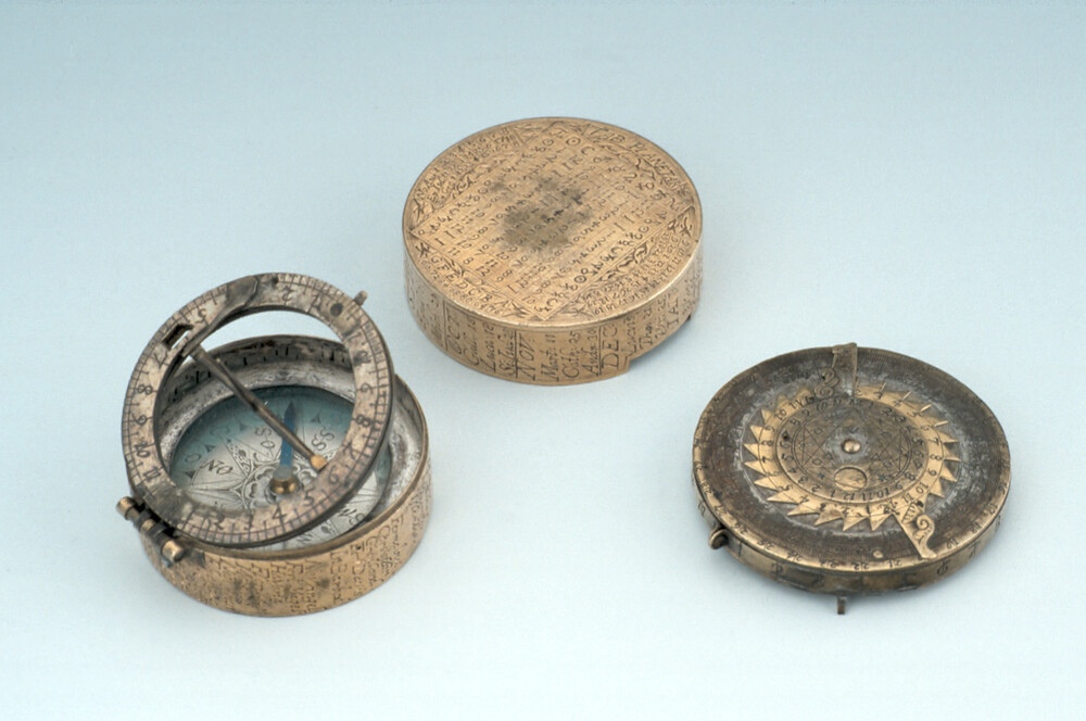preview image for Equinoctial Dial, German, Early 17th Century