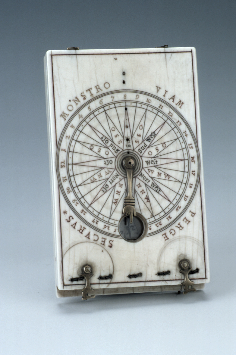 preview image for Diptych Dial, by Hans Troschel, Nuremberg, c. 1600