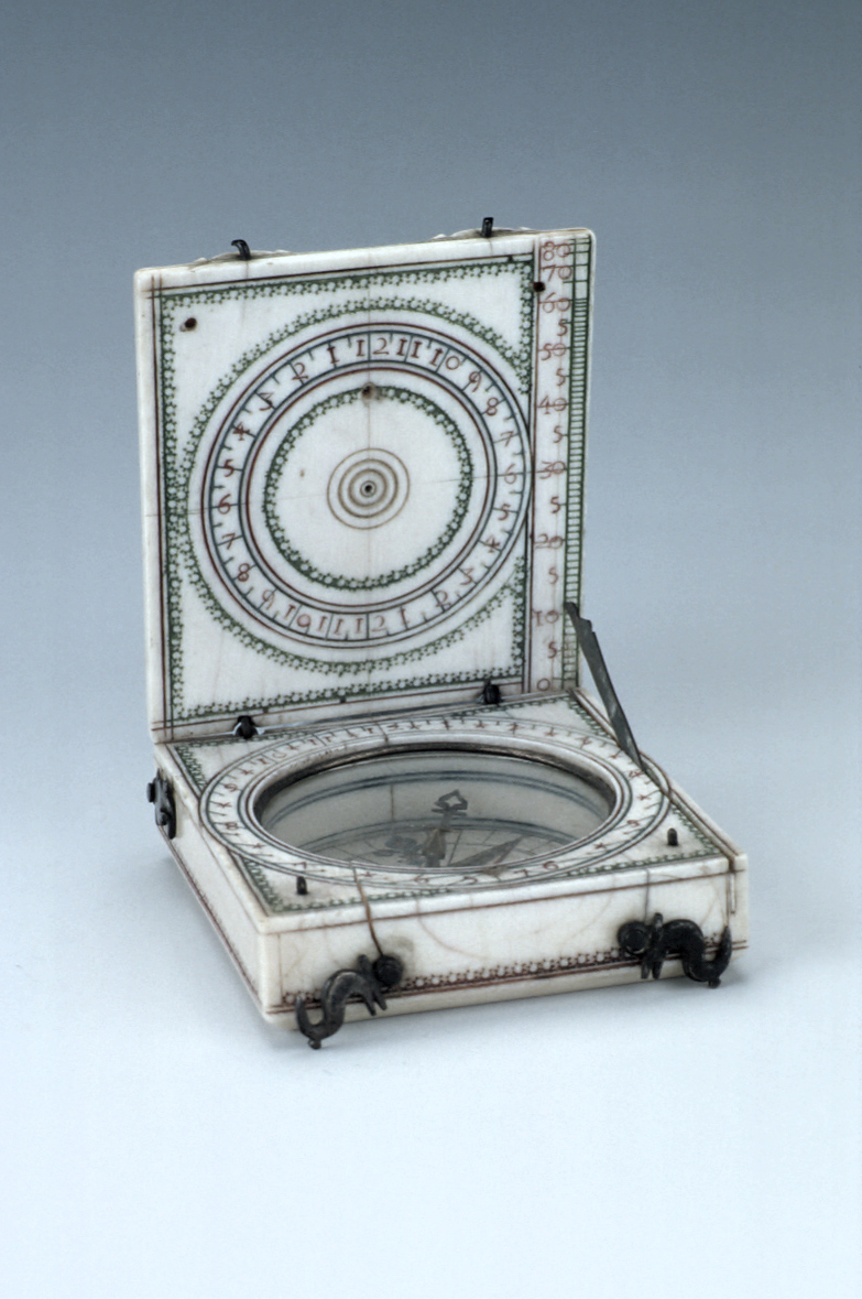 preview image for Diptych Dial, Spanish?,  c.1600