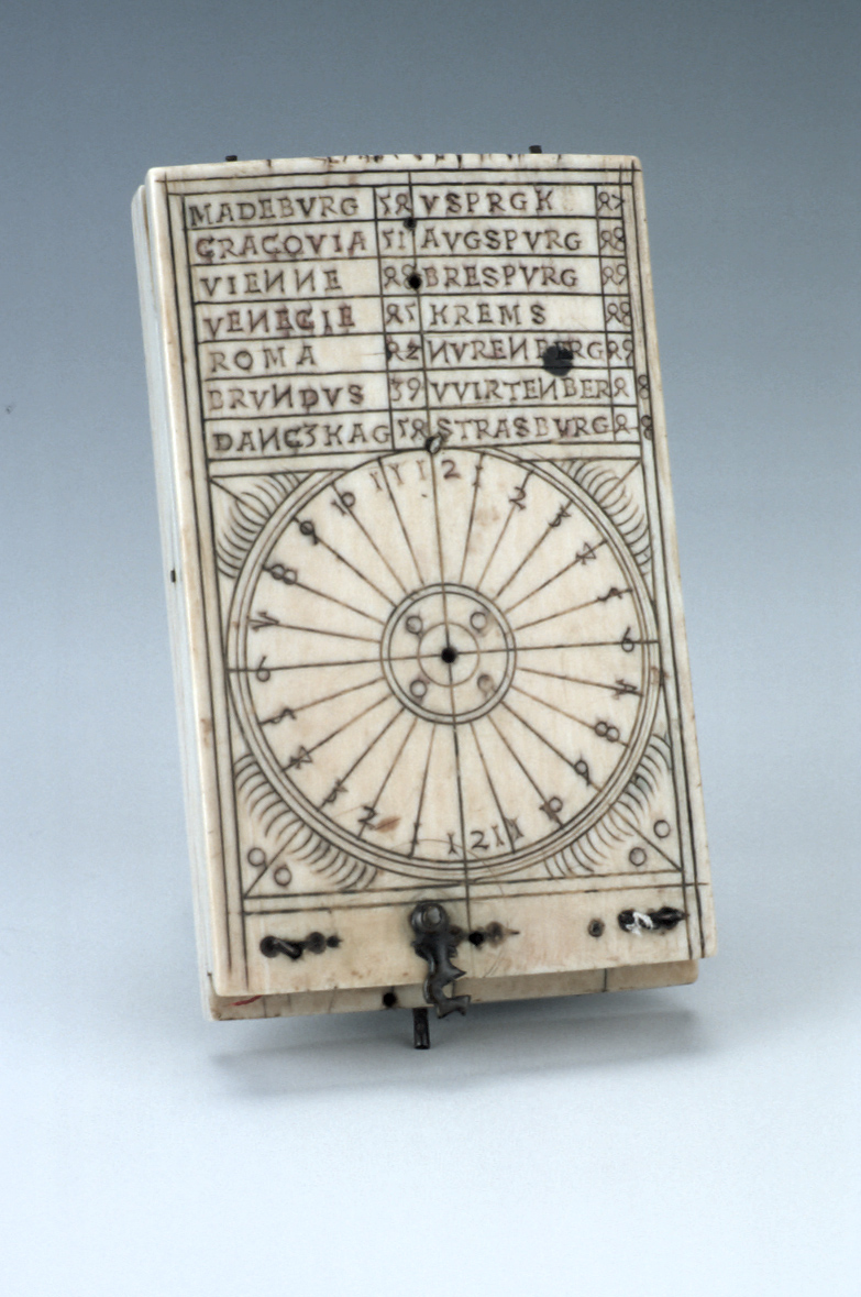 preview image for Diptych Dial, German, 1543
