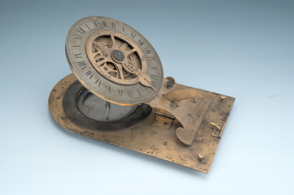 preview image for Mechanical Equinoctial Dial, by A. Zimmermann, German, c. 1840?