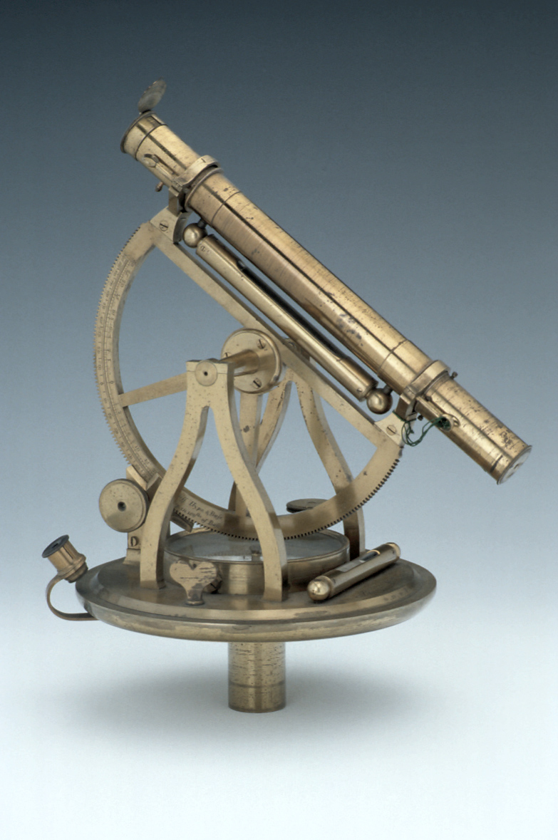 preview image for Altazimuth Theodolite, by Adams, London, Later 18th Century