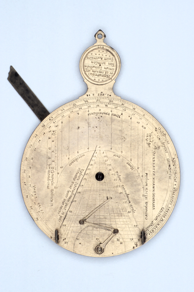 preview image for Nocturnal and Regiomontanus-Type Dial, by Ulrich Schniep, Munich, 1581