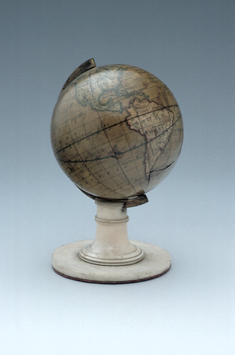 preview image for Miniature Terrestrial Globe, by T. Harris & Son, London, c. 1825