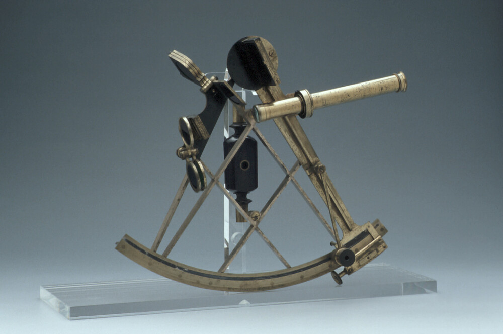 preview image for Sextant, by W. & S. Jones, London, First Half of 19th Century