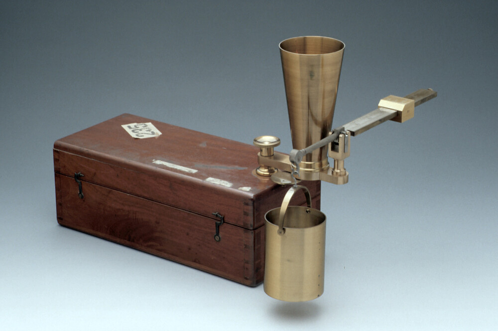 preview image for Corn Balance, or Grain and Seed Meter, by Stanley, London, Late 19th Century