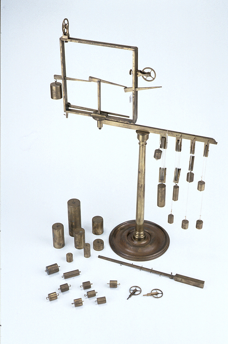 preview image for Apparatus for Mechanical Powers, by Nairne, London, c. 1780
