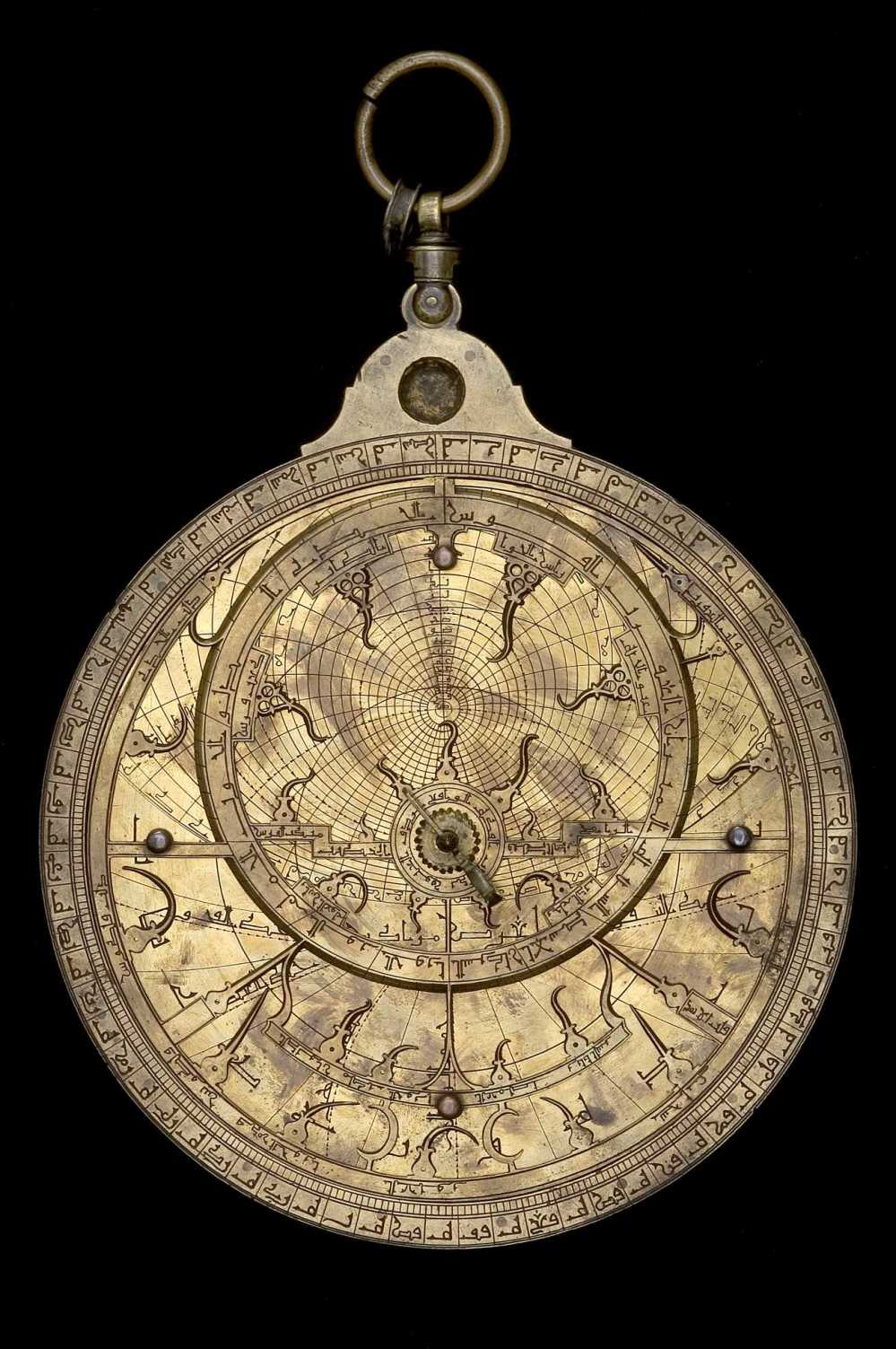 preview image for Astrolabe, North African, Late 16th or Early 17th Century