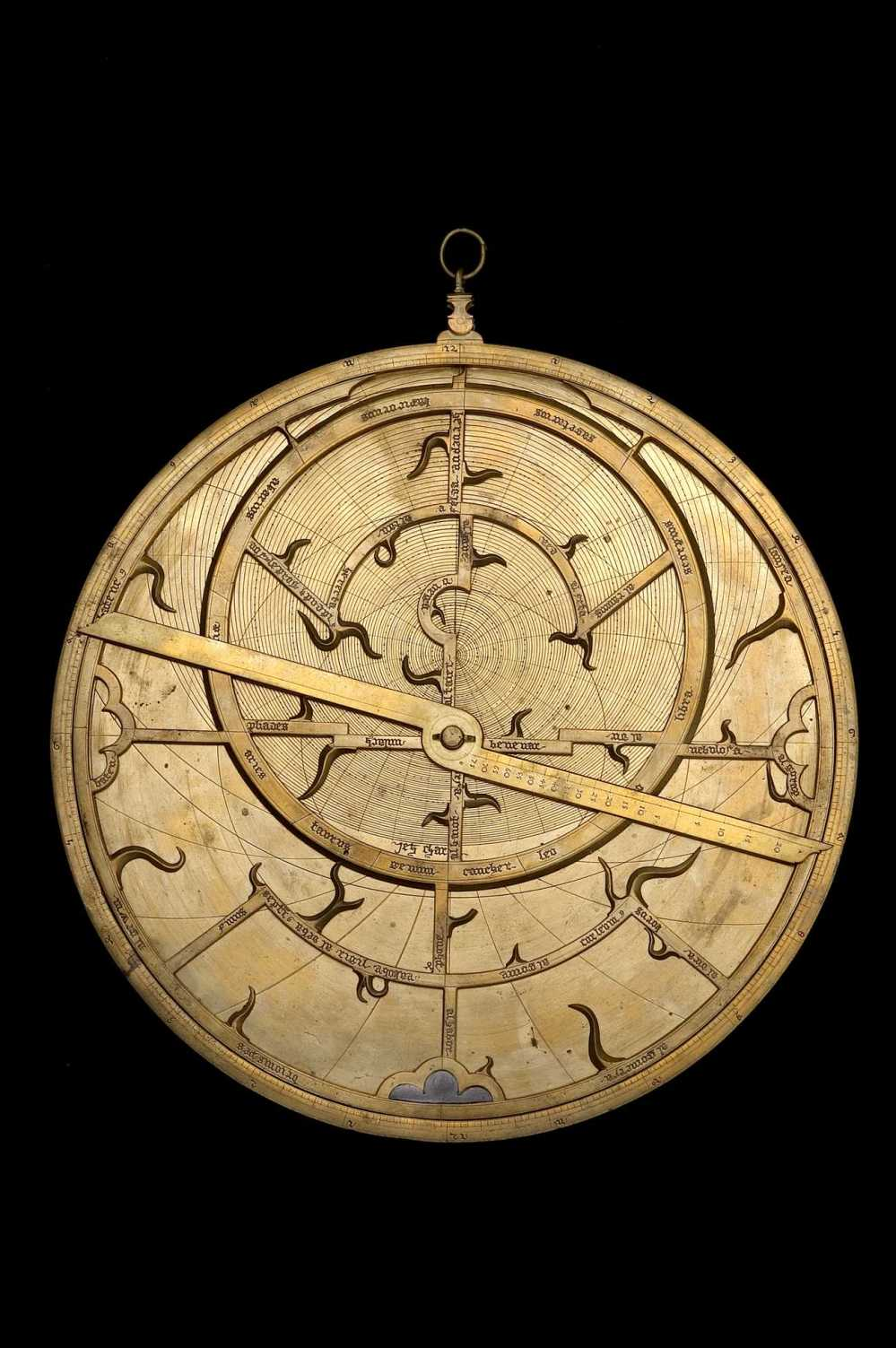 preview image for Late Gothic Astrolabe, French?, c. 1450