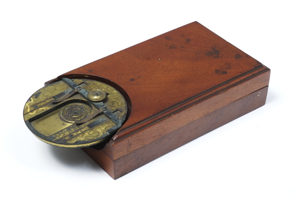 preview image for Microscope Turntable, English, Late 19th Century
