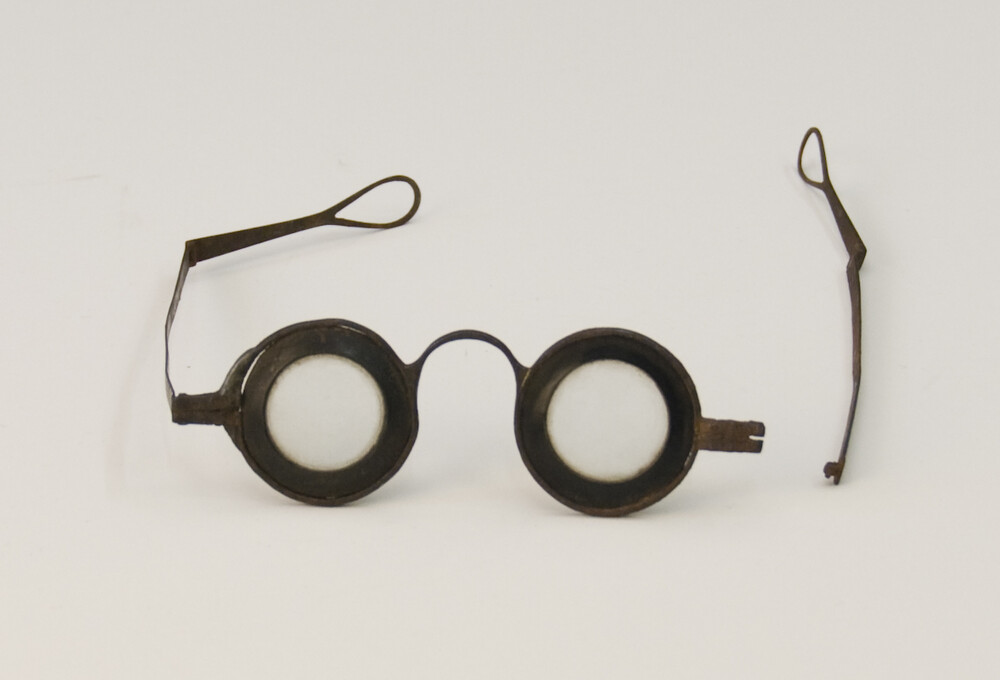 preview image for Metal Spectacles, 18th Century