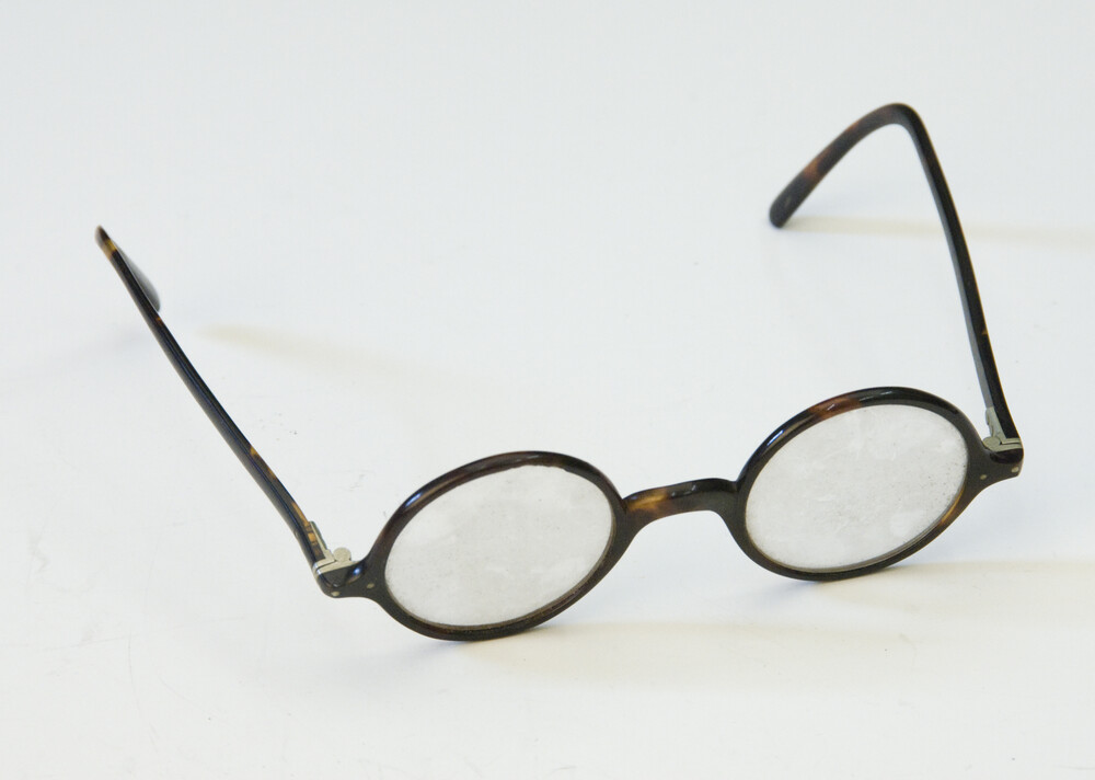 preview image for Tortoise-shell Spectacles, English, 19th Century