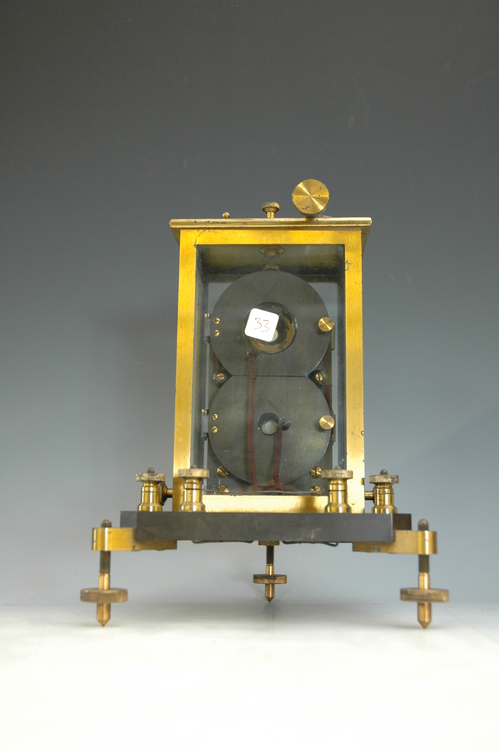 preview image for Astatic Suspension/Reflecting Galvanometer and Case by Elliott Brothers, London, 19th Century