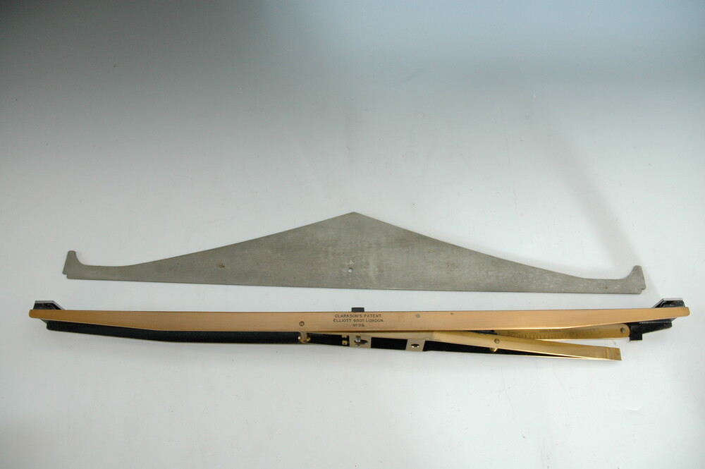preview image for Clarkson's Curve Tracer with Accessories and Wooden Case, by Elliott Brothers, London, ?Early 20th Century