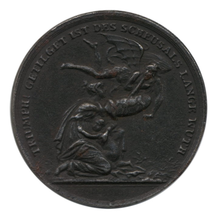 preview image for Edward Jenner Medal, by Loos?