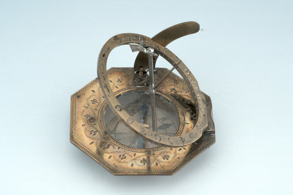 preview image for Equinoctial Dial, by Johann Schrettegger, Augsburg, 18th Century