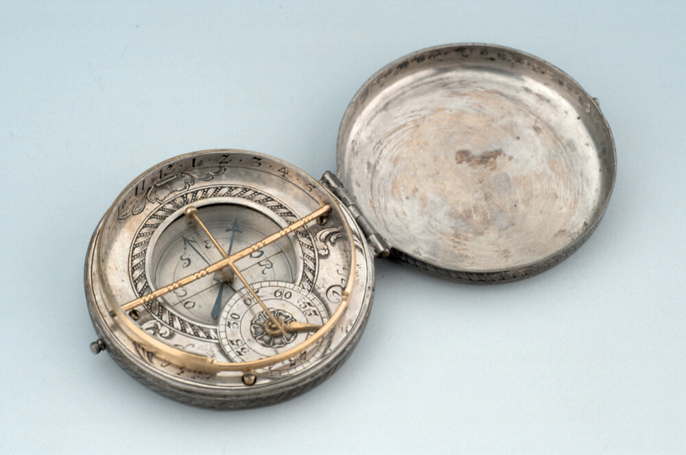 preview image for Equinoctial Dial, by Johann Martin, Augsburg, Late 17th Century