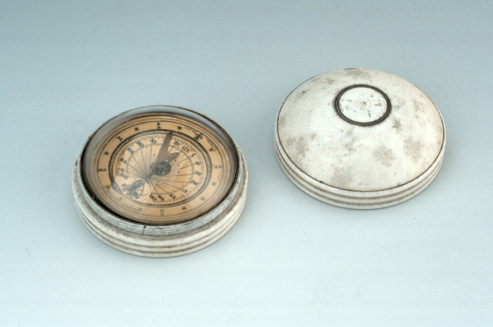 preview image for Horizontal Magnetic Dial, by S. Porter, English, c.1825