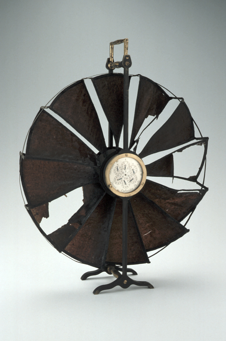 preview image for Biram's Anemometer in Original Box, by Davis, Derby, c. 1850