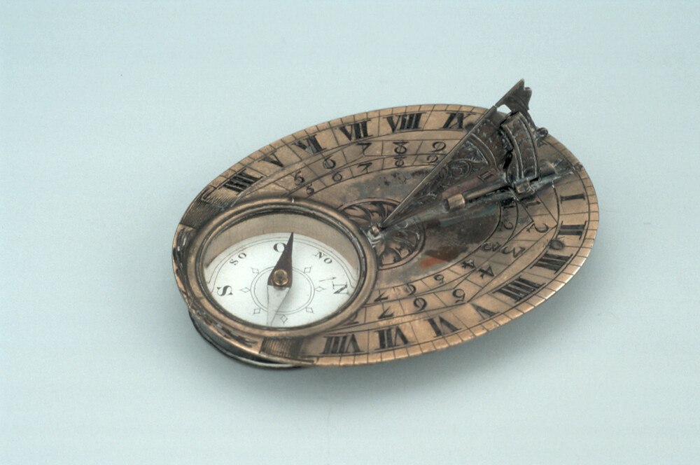 preview image for Butterfield-Type Horizontal Dial, by Choizy, Paris, Early 18th Century