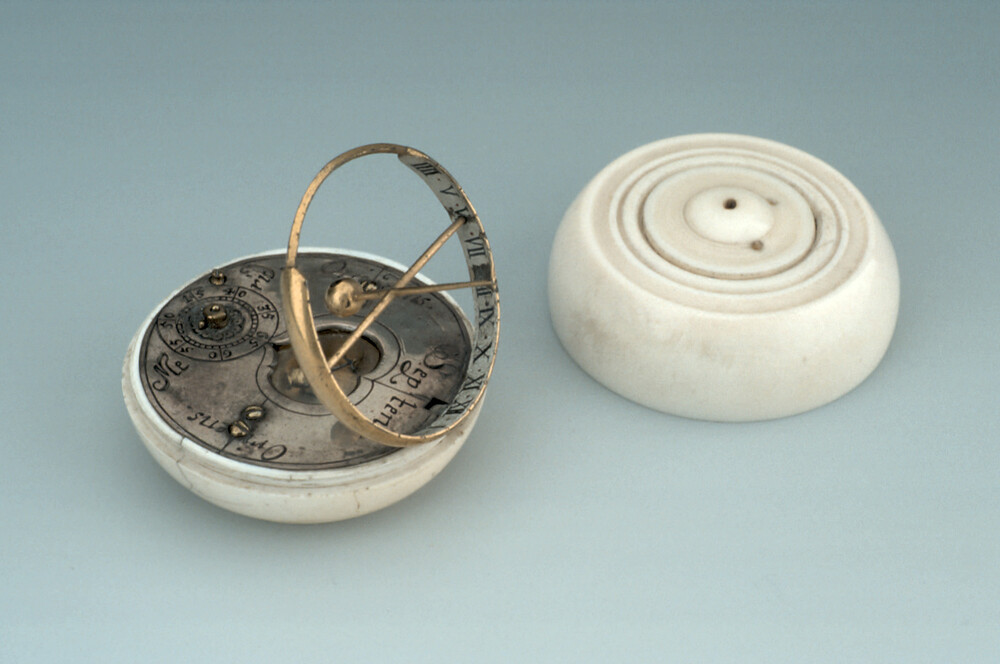 preview image for Equinoctial Dial, German, Early 18th Century